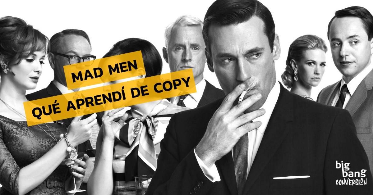 Mad Men Copywriting