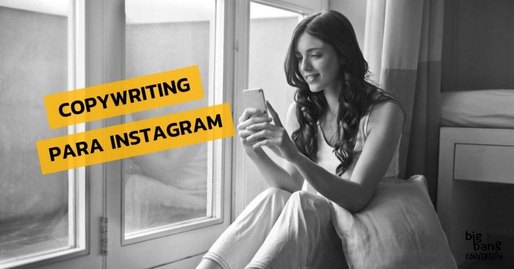 Copywriting para Instagram