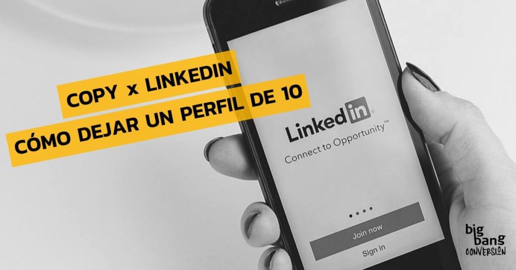 Copywriting para Linkedin
