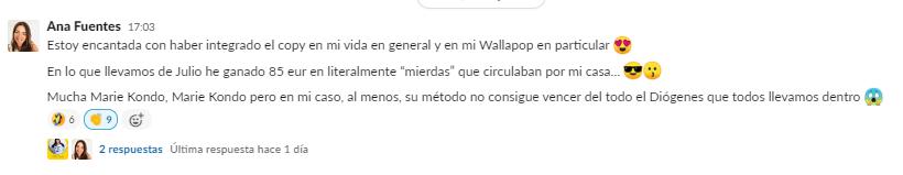 Testimonio de Ana Fuentes