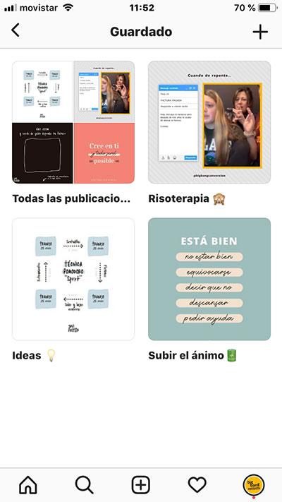 Trucos Instagram: Moodboard