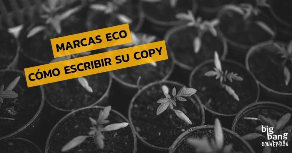 Copywriting Ecológico