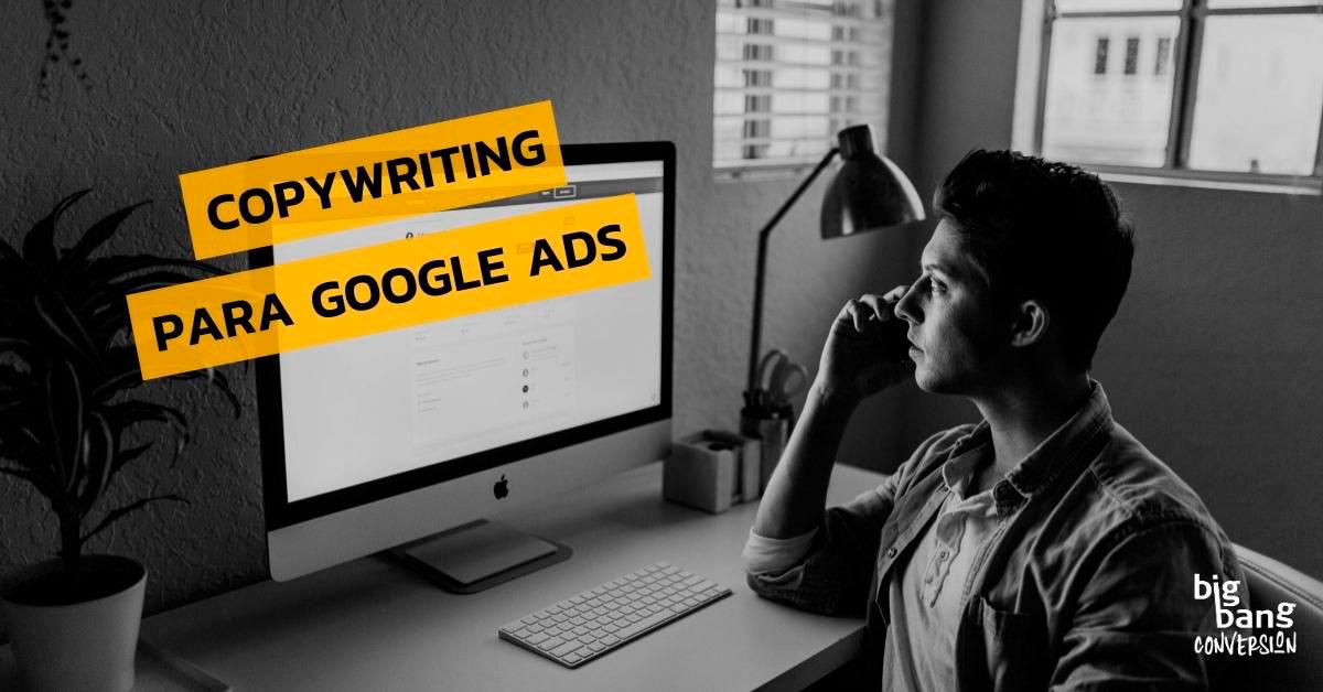 Copywriting para Google Ads