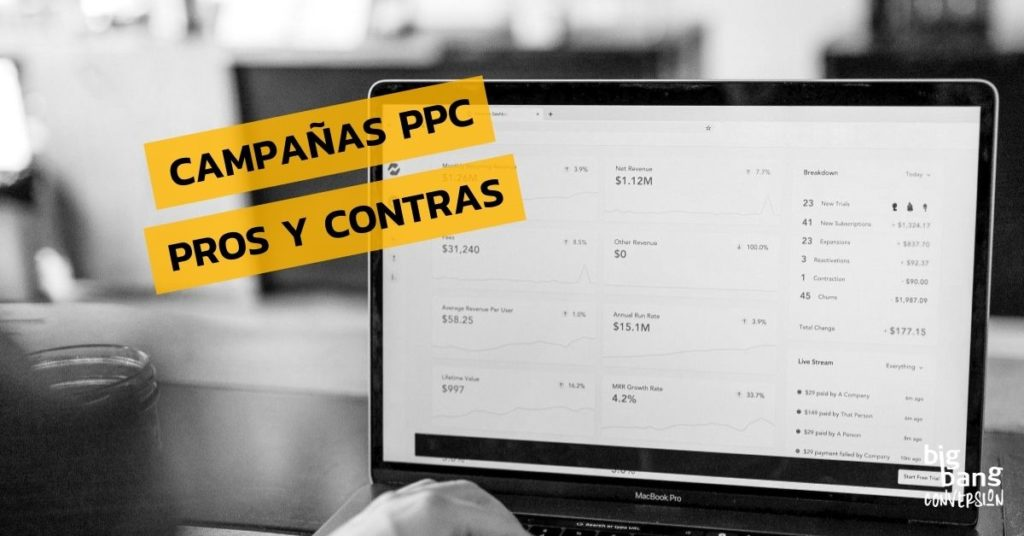 Campaña PPC