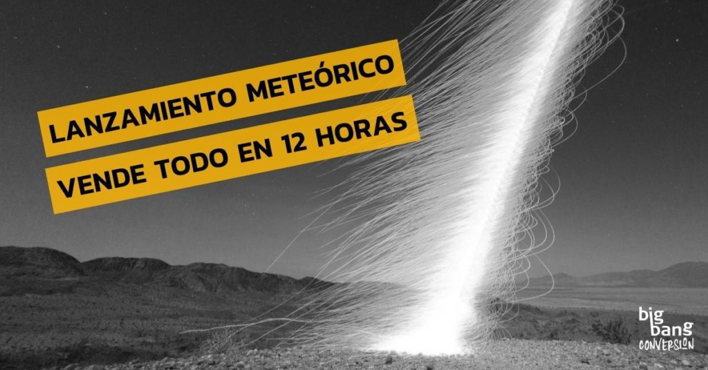 Lanzamiento Meteórico
