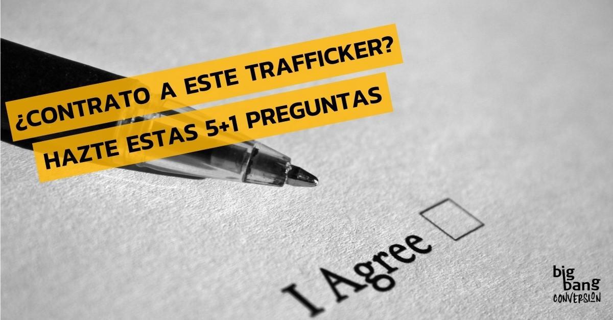 Contratar Trafficker