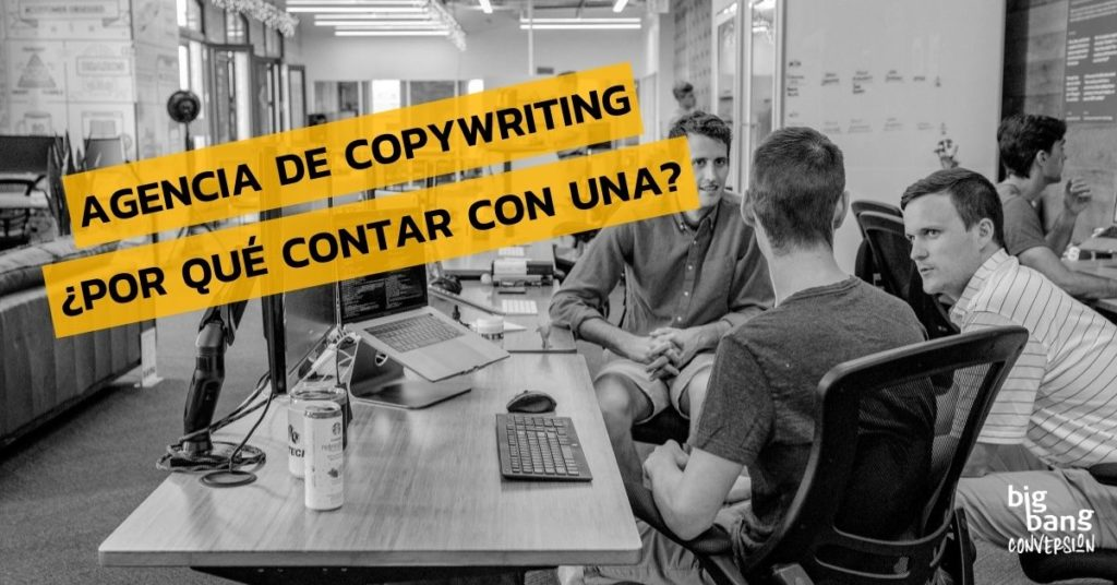 Agencia de copywriting