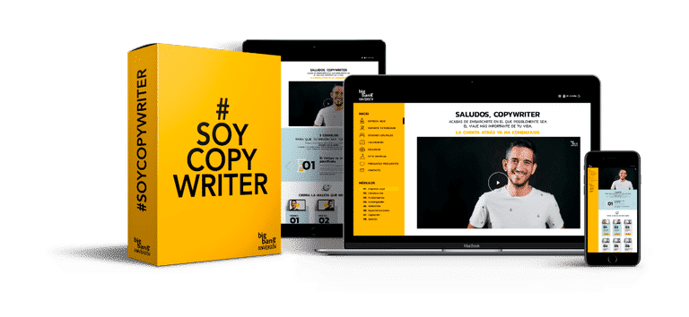 soy copywriter infoproducto