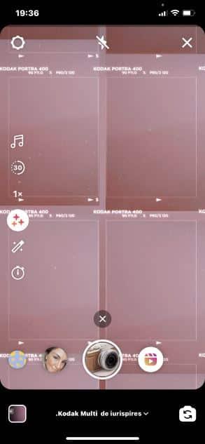 filtros en reels