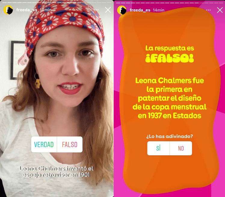 Stories de @freeda_es