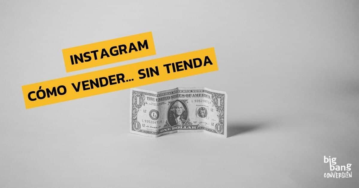 Cómo vender por Instagram